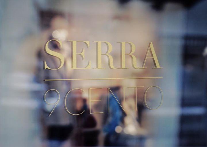// in via Trota SERRA 9cento - prossimamente tante novità //  #staytuned...