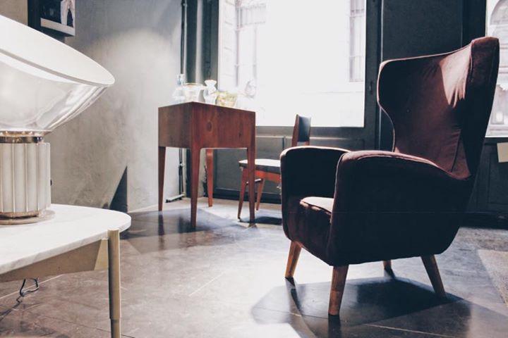 """Modernità non consiste nell\'adottare quattro mobili quadrati"""" cit ..."""