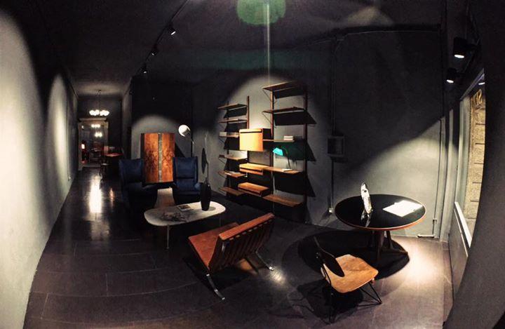 // WELCOME // SERRA 9CENTO - via trota 9  #verona // modernariato . progettazion...