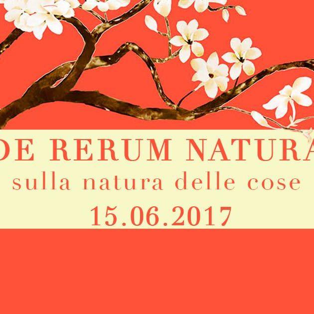 De Rerum Natura - sulla natura delle cose